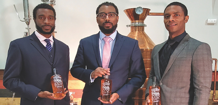 Brough Brothers at their Distillery