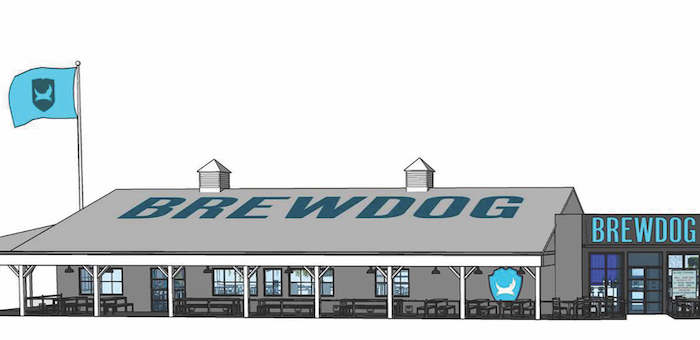 BrewDog's New Albany Location